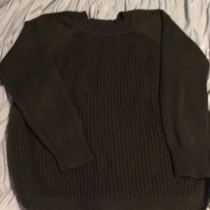 Eclipse Chunky Knit Swaeter